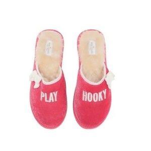 """Kate Spade """"Play Hooky"""" Slippers"""